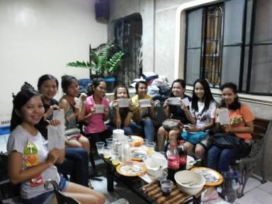 Joint sisters' household last 15 June 2013